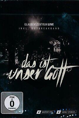 Glauben Bad (Glaubenszentrum Bad Gandersheim-Das ist unser Gott (DVD) (*NEU*))