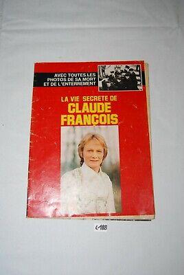 C188 La vie secrète de Claude François