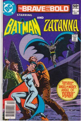 Brave and the Bold #169 - Batman/Zatanna
