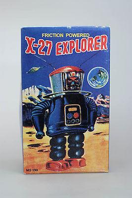 X-27 EXPLORER ROBOT  - MADE IN CHINA -*****