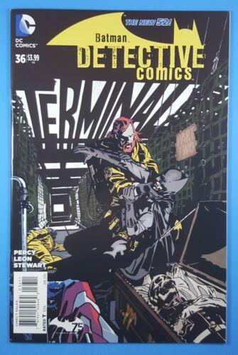 """Batman Detective Comics #36 DC Comics 2015 The New 52 """"Terminal 2"""""""