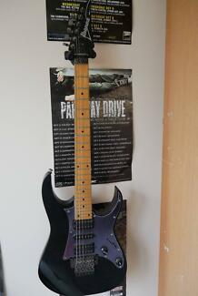 Ibanez RG 470FM Electric Guitar Robina Gold Coast South Preview