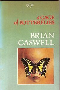 A CAGE OF BUTTERFLIES ~ Brian Caswell ~ 1st Ed 1992 Perth Region Preview
