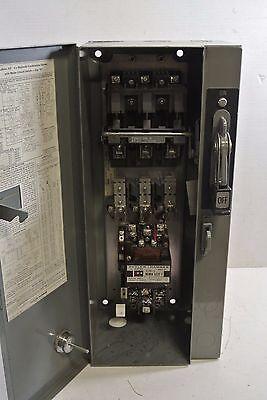 Cutler Hammer Combination Starter Bulletin A30 W Size 0 Cat A10cn0