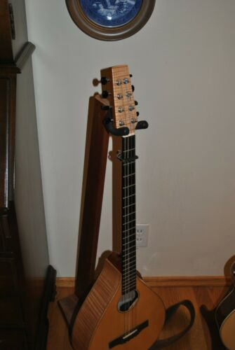 Webber maple A/E bouzouki with hard case