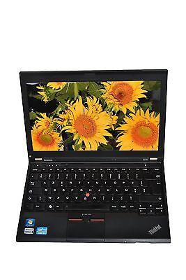 LENOVO i5 X230  4Go 320Go Win 10 WEBCAM GRADE B