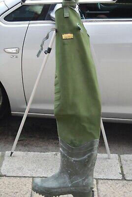 Watstiefel Skellerup Quartro S5 Super Safety Thigh boots waders