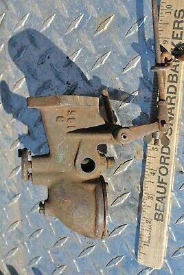 Rare Original Lister 5 12 Hp Hit Miss Gas Engine Cast Iron Carburetor
