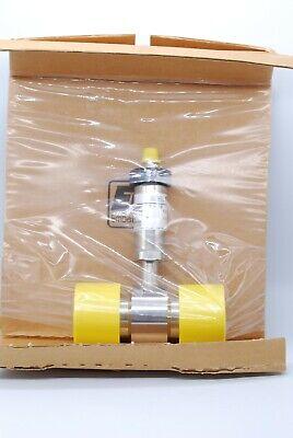 Wika 1 In-line Pressure Transmitter S-10 --- 0-10 Bar 0-10v Dc 13111370 981.22