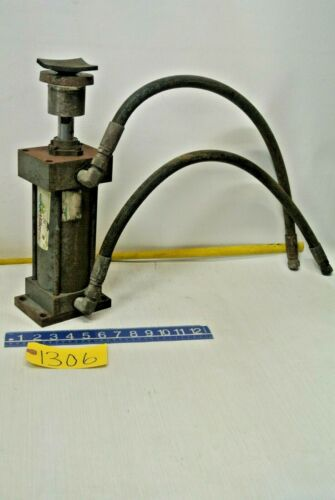 2 pcs. Miller Fluid Power Cylinder # J67B2B 2500 PSI 3 1/4 Bore 6 Stroke & # ??