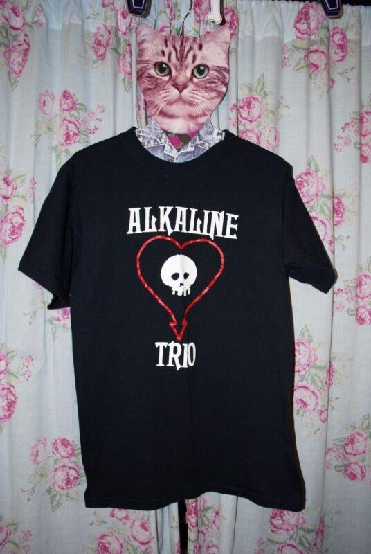 Vintage Alkaline Trio Shirt Men