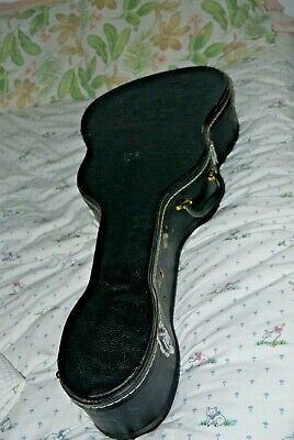 Copley Guitar Hard Plush Case Dreadnought Acoustic