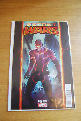 SECRET WARS #7 - Cyclops - X-Men Variant