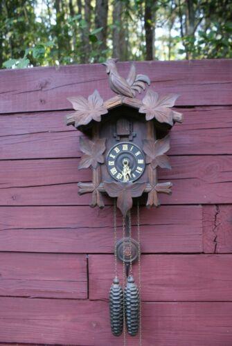 Rooster Cuckoo Clock