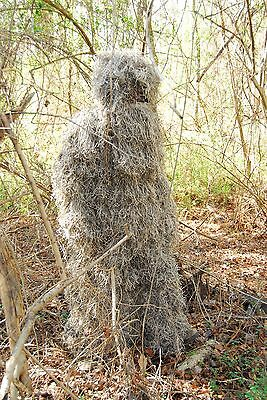 Bulls-Eye Ghillie suit  Mossy color, size XL/2XL