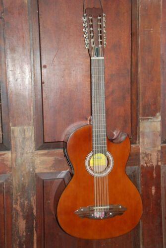 Lucida Bajo LG-BS1-E Electric 12 String Bajo Sexto Bass