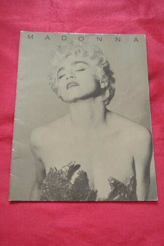 Madonna Rare 1987 Who