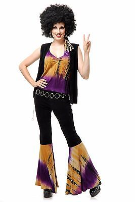 Baby 60s Costume (New Groovin Baby Women's 60's Costume by Charades 02664 Size Medium)