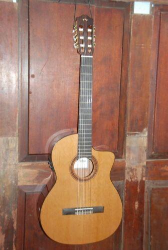 Cordoba C5-CE Cutaway Nylon Acoustic-Electric Mahogany Classical Fusion Guitar