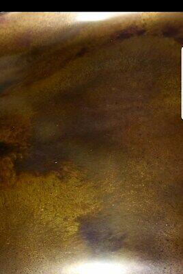 Antique Finish 24x48 Copper Sheet
