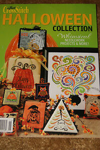 Halloween Collection 2011 - Just Cross Stitch - Whimsical Needlework Projects