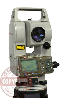 Sokkia Set4110r Prismless Surveying Total Stationtopcontrimbleleicanikon