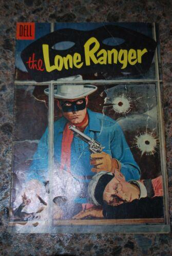 The Lone Ranger Comic Book - No. 83 - Dell Comics - May 1955