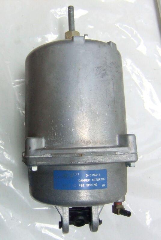 Johnson Controls Damper Actuator D-3153-1