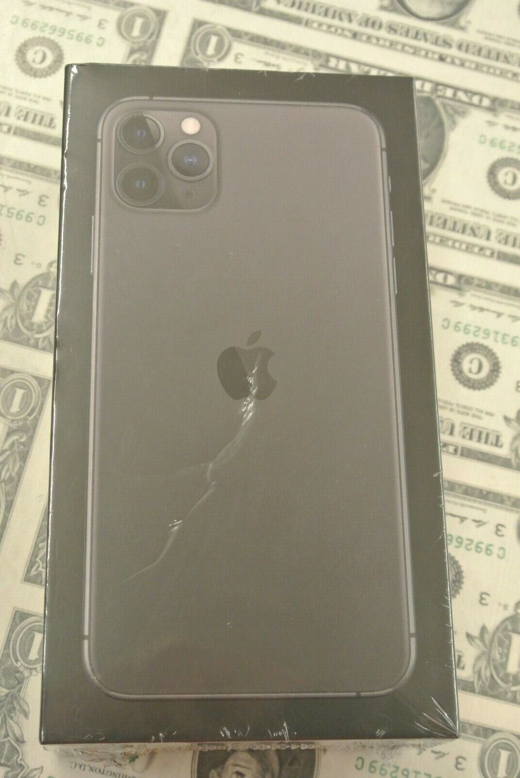 Apple IPhone 11 Pro Max Space Gray 64GB T-Mobile, MWFN2LL/A, A2161 - New - $680.00