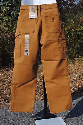Carhartt B11 Carhartt Brown Work Pants