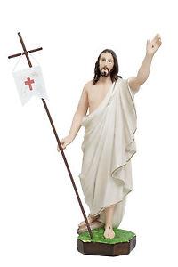 Jesus-resurrection-resin-statue-cm-50