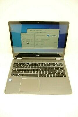 """Acer Aspire R5-571T 15.6"""" Core i5-6200U @ 2.30GHz 8GB RAM 1TB HDD Touch W10Home"""
