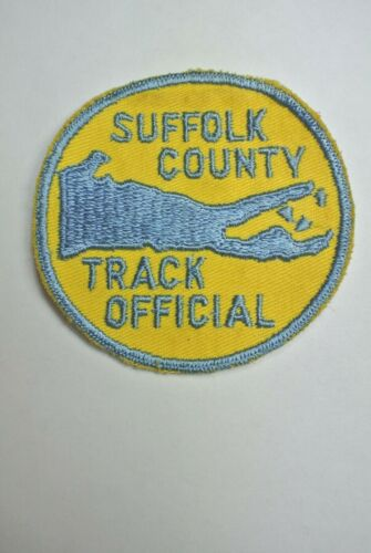 Suffolk County Track Official Patch