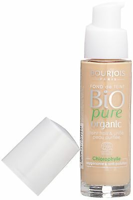 Bourjois Bio Detox Organic Foundation 30ml - 52 - Vanilla