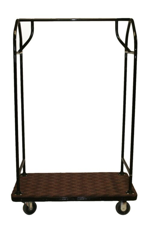"Bellman Cart New 71"" with Heavy Duty Frame"