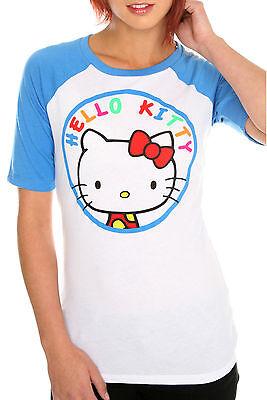 Hello Kitty Circle (Hello Kitty Circle Raglan Tee)