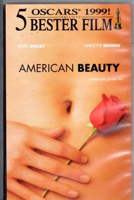 American Beauty VHS Kassette