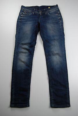 G-Star Jeans Colt skinny W27 L30 slim skinny Blau Stonewashed -H114 gebraucht kaufen  Hameln
