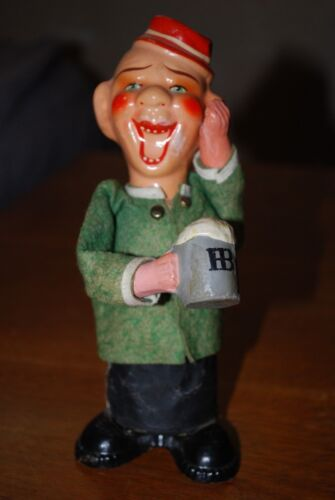 Vintage Franz Trimborn Bavaria Germany Beer Drinking Doll