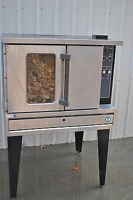 Us Range Single Deck Natural Gas Convection Oven