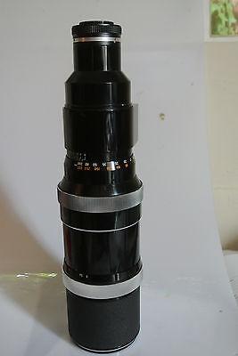 Зеркальные фотоаппараты #0812 Carl Zeiss Telomar