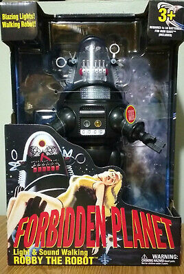 Forbidden Planet Light & Sound Walking Robby The Robot Exclusive best (The Best Phone Out)