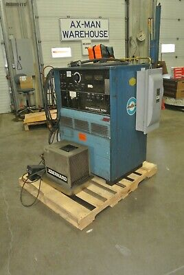 Miller Tig Welder Syncrowave 500 Water Cooled Torch Whse07.16a