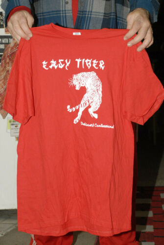 Dashboard Confessional Easy Tiger tour t shirt New Mint Large indie emo punk