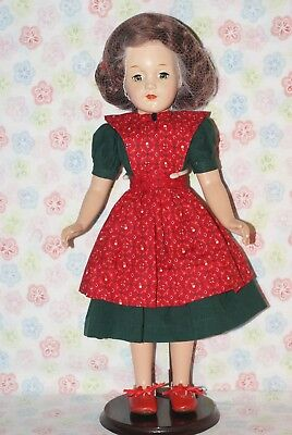 "GORGEOUS! Vintage 17"" Arranbee R&B All Composition Debu'teen Doll"