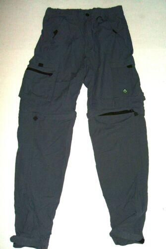 Boy Scout BSA Venturing Convertible Uniform Pants Shorts Men
