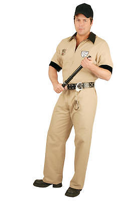 DEPARTMENT OF CORRECTIONS ADULT SMALL 36-38 COSTUME](Department Of Corrections Costume)