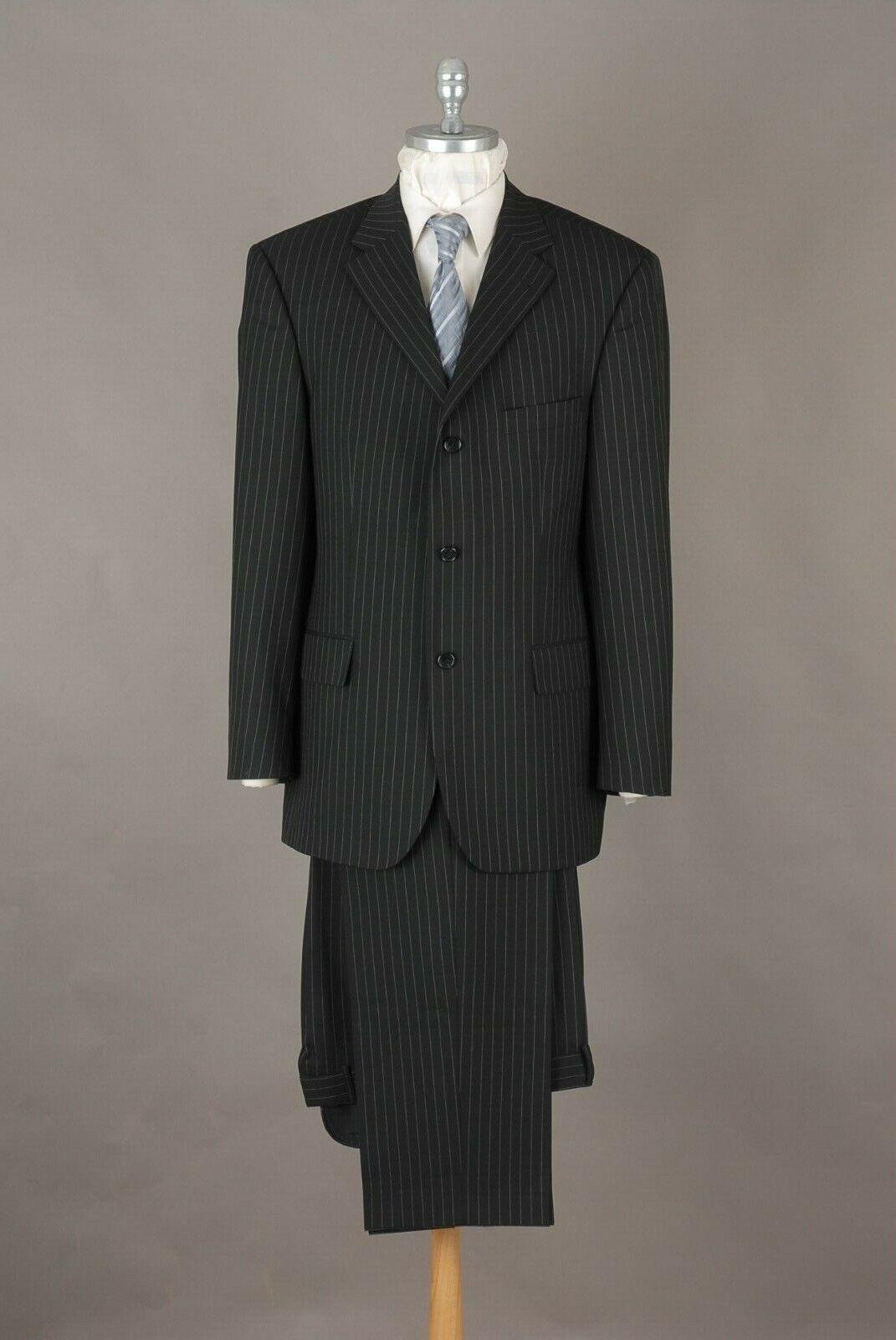 3877 | STRELLSON | Anzug (Mit Sakko / Jacket und Hose) | Größe 50 | BLACK LABEL