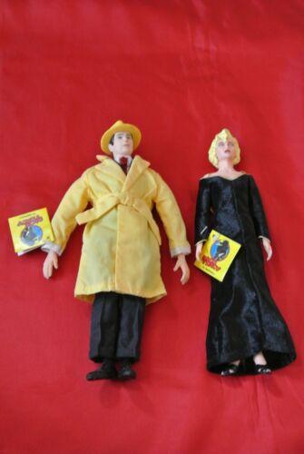 Madona Warren Beatty Dick Tracy Doll Set MUST SEE!!!