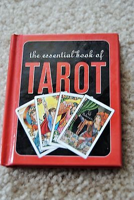 The Essential Tarot by Rosalind Simmons (2002, Hardcover)